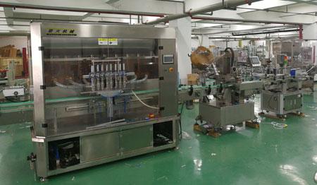 郫县豆瓣酱灌装生产线