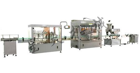 自动化调味品流水线,调味品灌装生产线