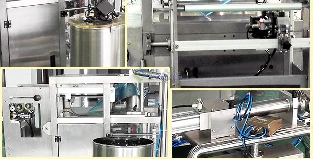火锅底料袋装包装生产线产品细节展示
