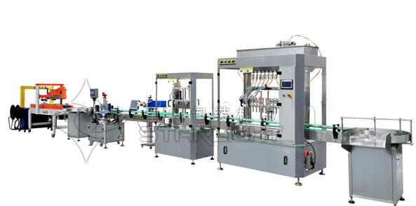 液体兽药灌装机-全自动液体兽药灌装机生产线
