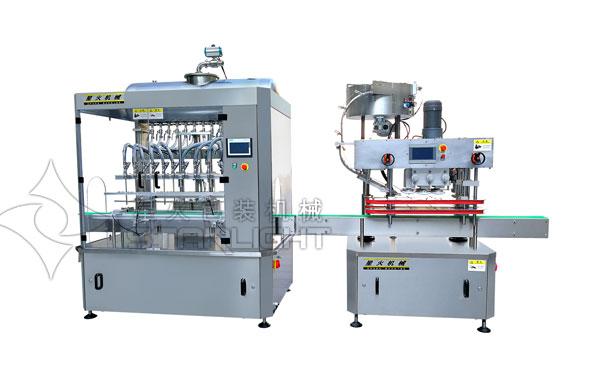 液体兽药灌装机生产线-全自动液体兽药灌装机生产线厂家